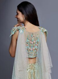 Nivedita Saboo Couture - Lightness - The Moonbeam - Main - Alt